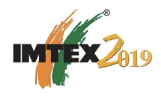 IMTEX in Bangalore Indien