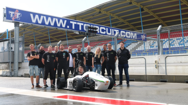 A look back at the 2017 season of the THM Motor Sport team