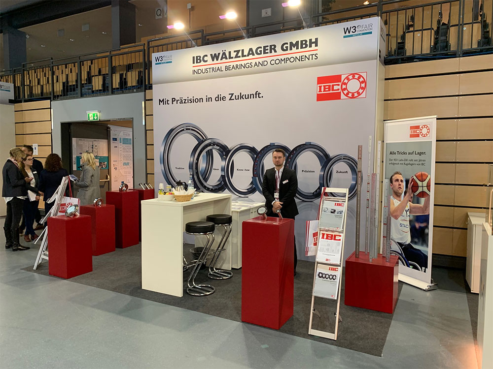 W3+ FAIR 2019, die Messe für Optik, Elektronik und Mechanik in Wetzlar