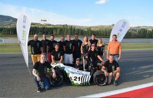 Weiterlesen: 3. Platz für das THM Motorsport Team
