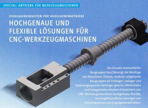 Weiterlesen: Hochgenaue und flexible Lösungen für CNC-Werkzeugmaschinen